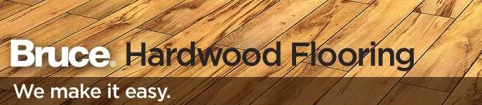 bruce hardwood flooring products