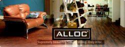 Alloc Hardwood Flooring