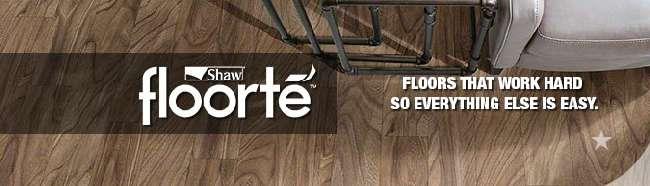 Floorte Luxury Vinyl Plank