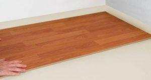 FloorMuffler LVT Vinyl