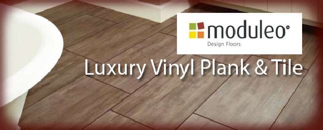 Moduleo Luxury Vinyl