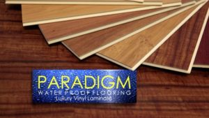 Paradigm Lvt Plank Sheet Vinyl Tile Waterproof