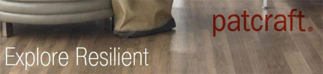 Patcraft Plank Sheet Resilient