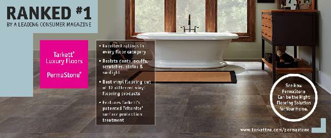 Tarkett LVT | Vinyl | Tile Flooring
