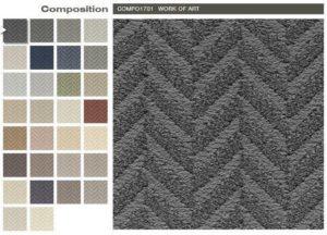 Camelot Carpet Composition