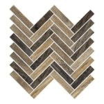 Eleganza Parq Wood Porcelain Parq - Park Mosaic
